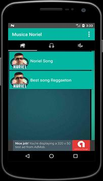 Musica Noriel Mp3 + Letra apk screenshot