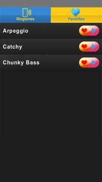 Melody Guitar Ringtones apk screenshot