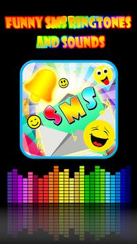 Funny SMS Ringtones and Sounds poster