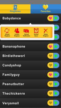 Funny Ringtones and Notifications apk screenshot