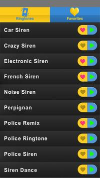 Police Siren Ringtones apk screenshot