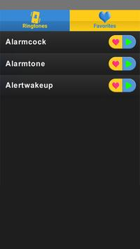 Wake Up Alarm Clock Ringtones apk screenshot