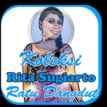Top Ratu Dangdut Rita Sugiarto Mp3 poster