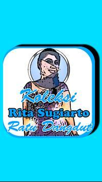 Top Ratu Dangdut Rita Sugiarto Mp3 screenshot 6