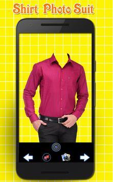 Men Pro Shirt Photo Suit apk screenshot