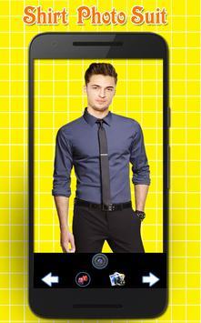 Men Pro Shirt Photo Suit poster