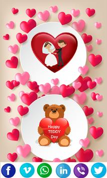 Love stickers with Gif sms and images collection apk screenshot