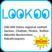LOOKOO Singles & Events icon