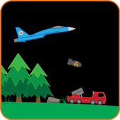 Atomic Fighter Bomber icon