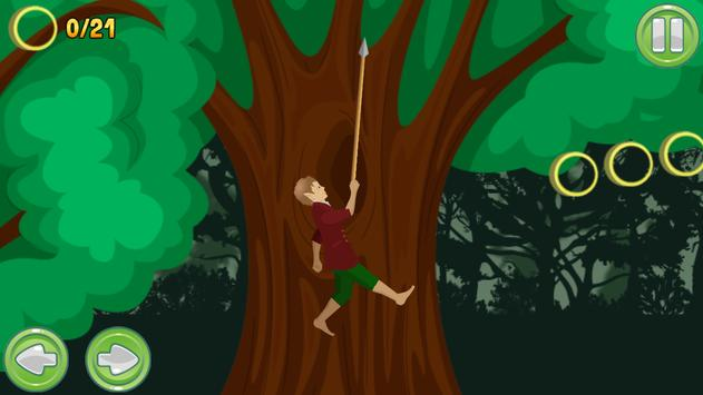 Hobbit On Rope screenshot 1