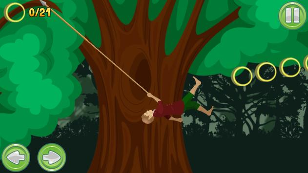 Hobbit On Rope screenshot 2