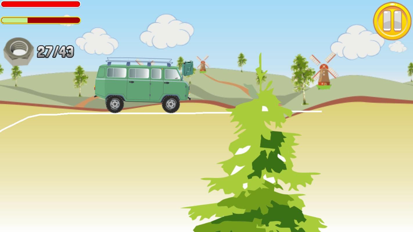 Uaz Draw Road APK Download - Free Racing GAME for Android