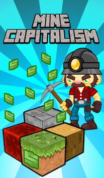 Mine Capitalist - Tap to Craft poster