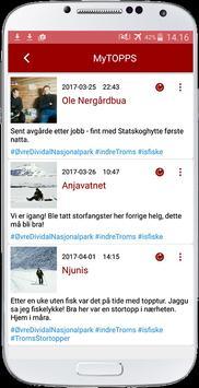 TOPPS Trip- & summit collector apk screenshot