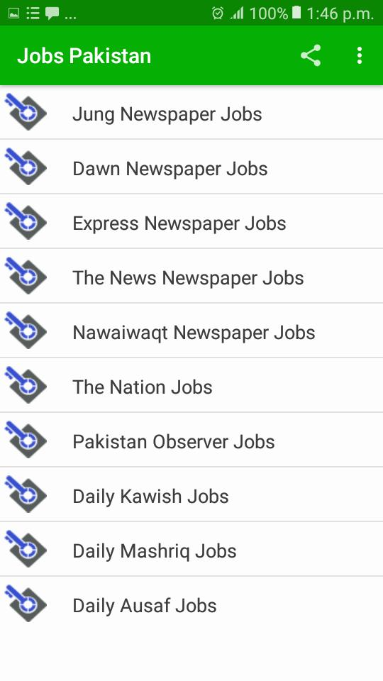 Jobs Pakistan for Android - APK Download