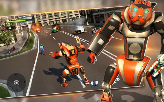 Tiger Transforming Robot 2018 screenshot 5