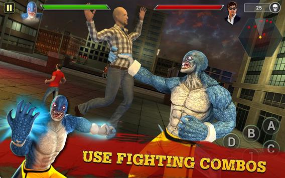 Ultimate Mutant Warrior 3D screenshot 4