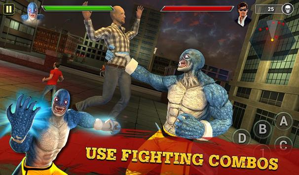 Ultimate Mutant Warrior 3D screenshot 7