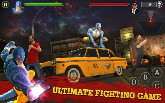 Ultimate Mutant Warrior 3D screenshot 3