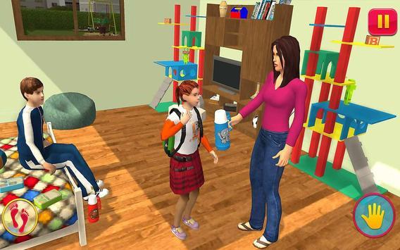 Virtual Mom : Happy Family 3D screenshot 5