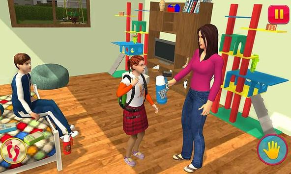 Virtual Mom : Happy Family 3D poster