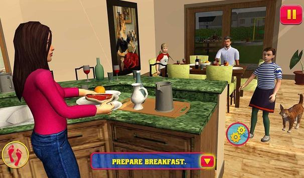 Virtual Mom : Happy Family 3D screenshot 11