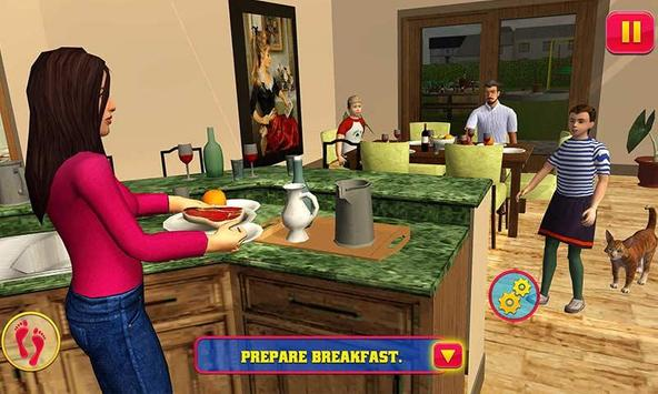 Virtual Mom : Happy Family 3D screenshot 1