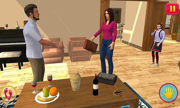 Virtual Mom : Happy Family 3D screenshot 3