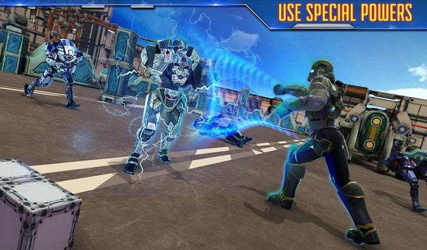Grand Robot Attack 2017 apk screenshot
