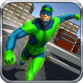 New Superhero City Fighter Home Coming icon