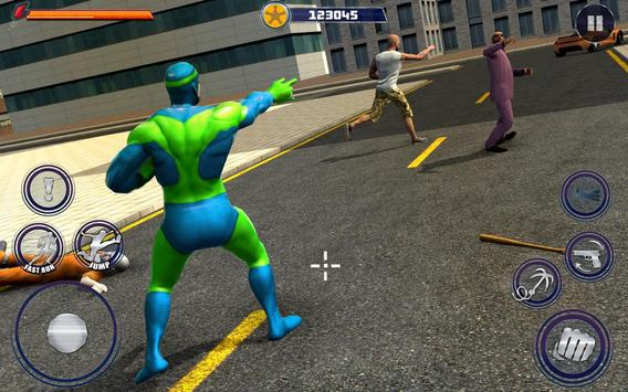 New Superhero City Fighter Home Coming screenshot 7