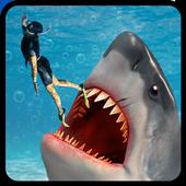 Scary Shark Evolution 3D icon