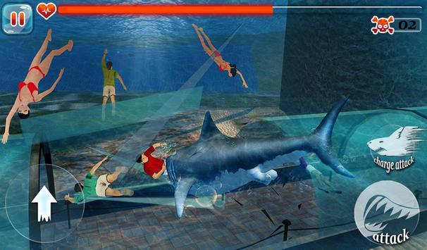Scary Shark Evolution 3D apk screenshot