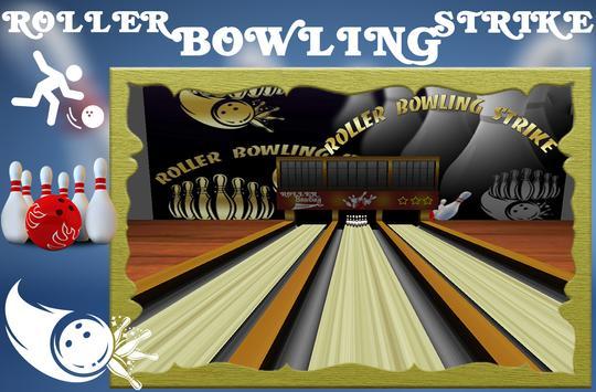 Roller Bowling Strike 3D apk screenshot