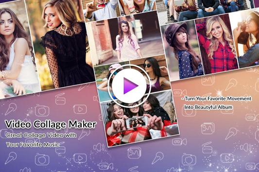 Video Collage Maker poster