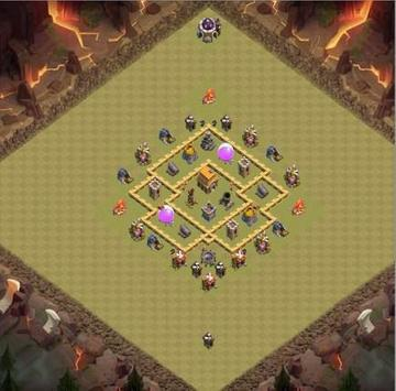 Top town hall 5 war base map apk download free books reference top town hall 5 war base map poster gumiabroncs Gallery