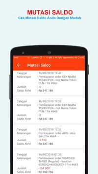 Topup Kuota Murah apk screenshot