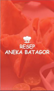 Resep Cara Bikin Batagor Enak poster