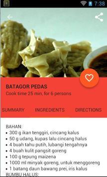 Resep Cara Bikin Batagor Enak screenshot 2