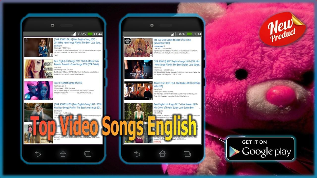 Top Video Songs English for Android - APK Download