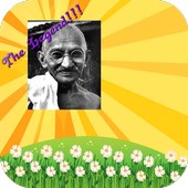 Mahatma Gandhi QuotesWallpaper icon