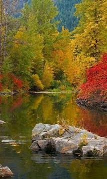 Magic forest lake screenshot 1