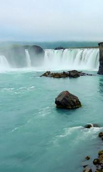 Nice warm waterfall apk screenshot