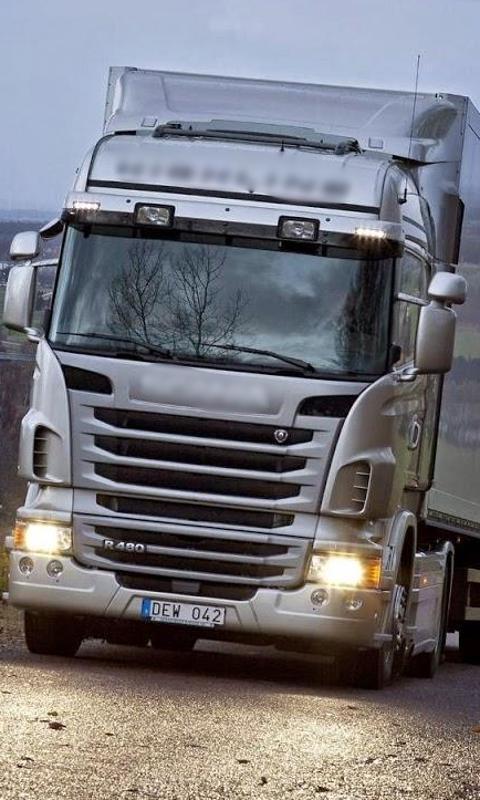 Top Wallpaper Scania Truck Apk Screenshot