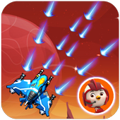 Aircarft: Top Wings Galaxy Shooter icon