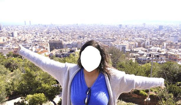 Barcelona Photo frame apk screenshot