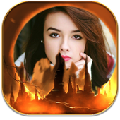 Hell Photo frames icon