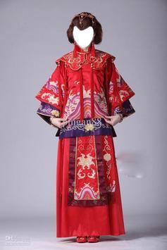 Kimono dress Photo frames apk screenshot