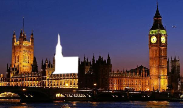 London Photo frame apk screenshot
