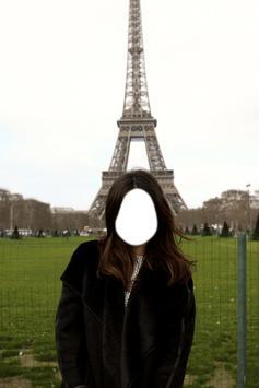 Paris Photo frames apk screenshot